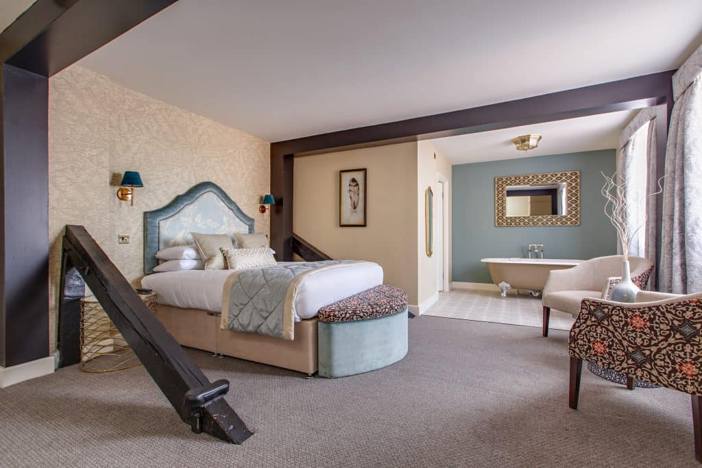 Feature Bedroom