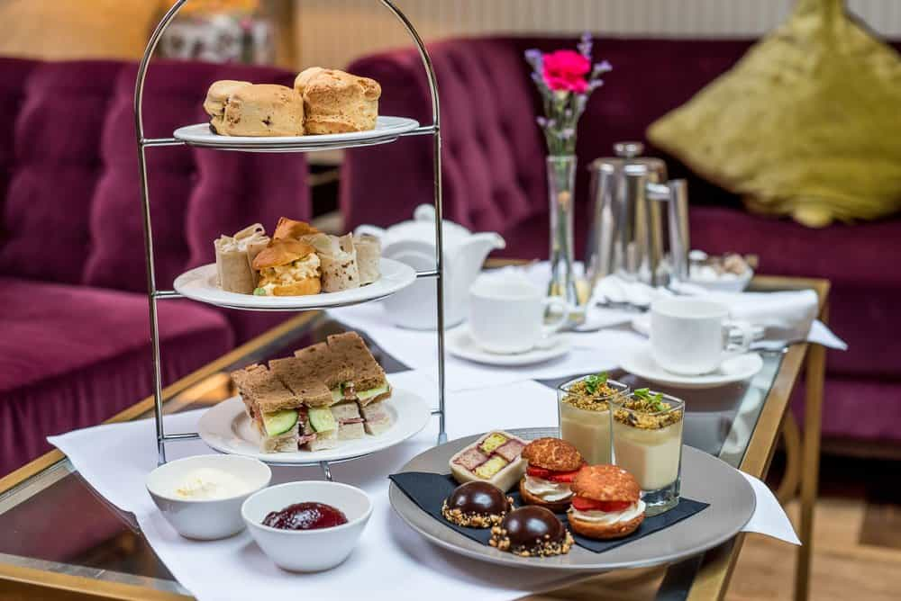 Afternoon Tea at The Maids Head Hotel