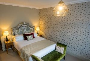 A Classic Double Room at Maids Head Hotel