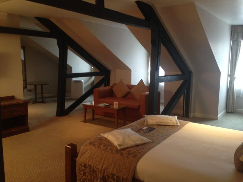wensum feature room
