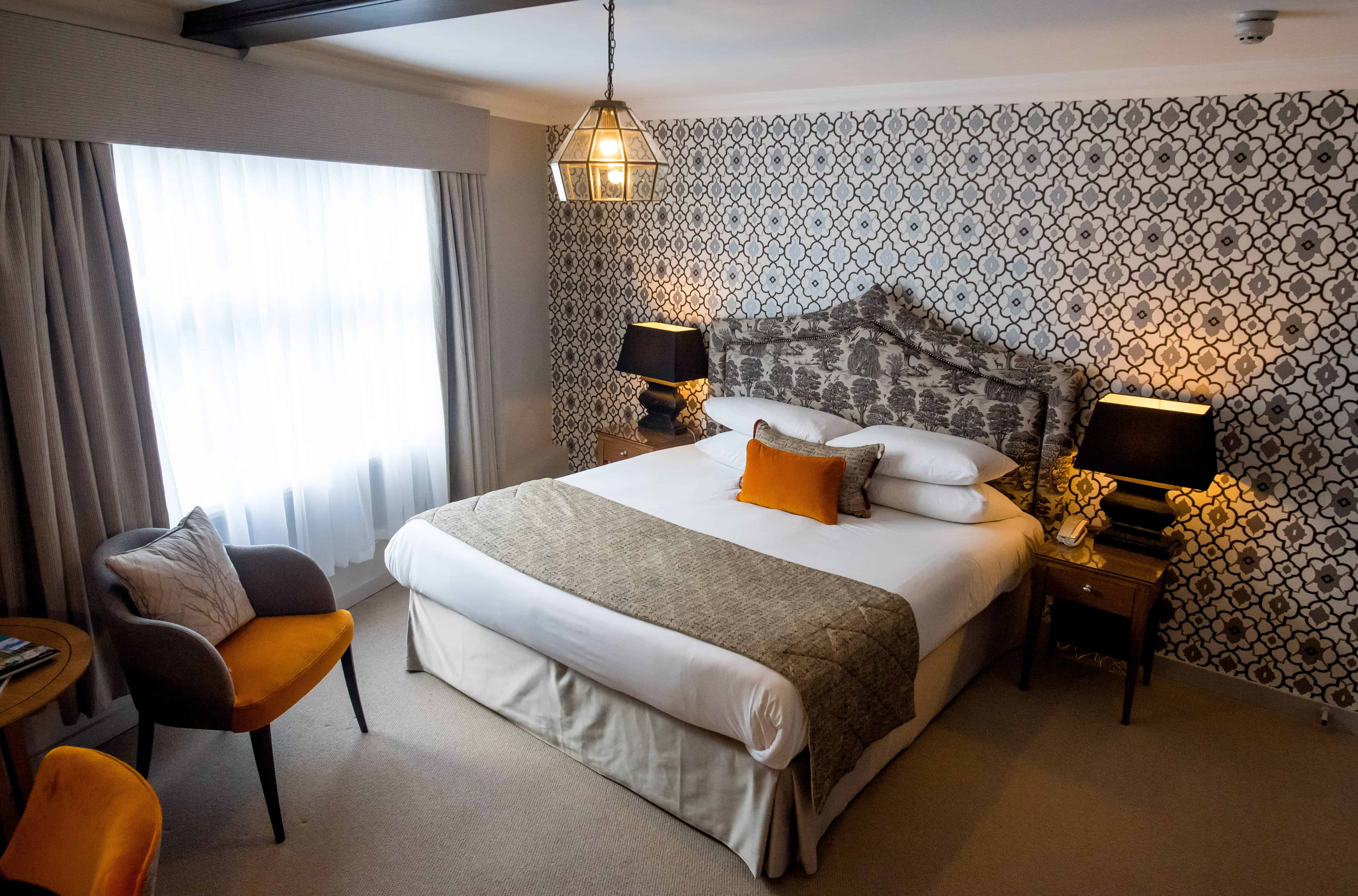 Our new Executive double rooms