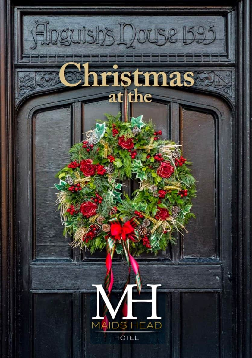 Maids Head Christmas Brochure