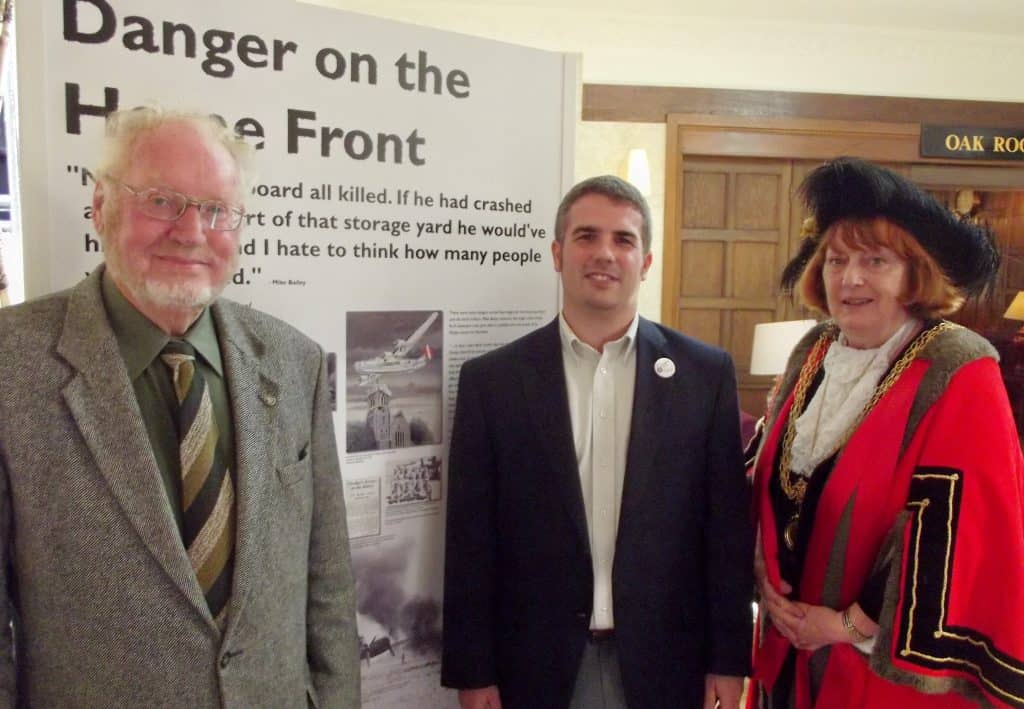 Lord Mayor of Norwich opens Eighth in the East Exhibition