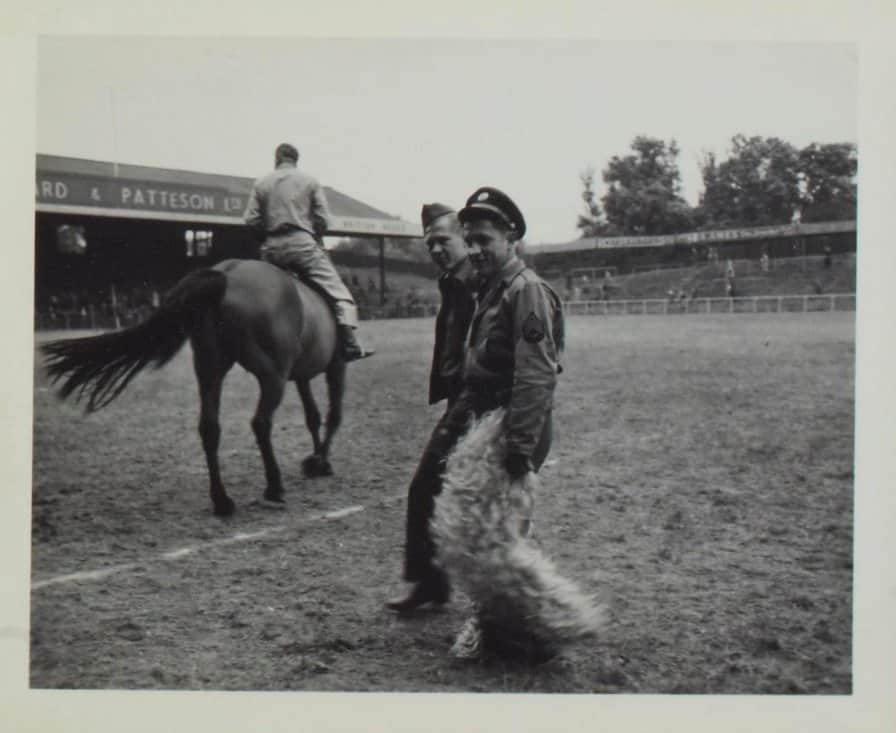 American Rodeo at Carrow Road