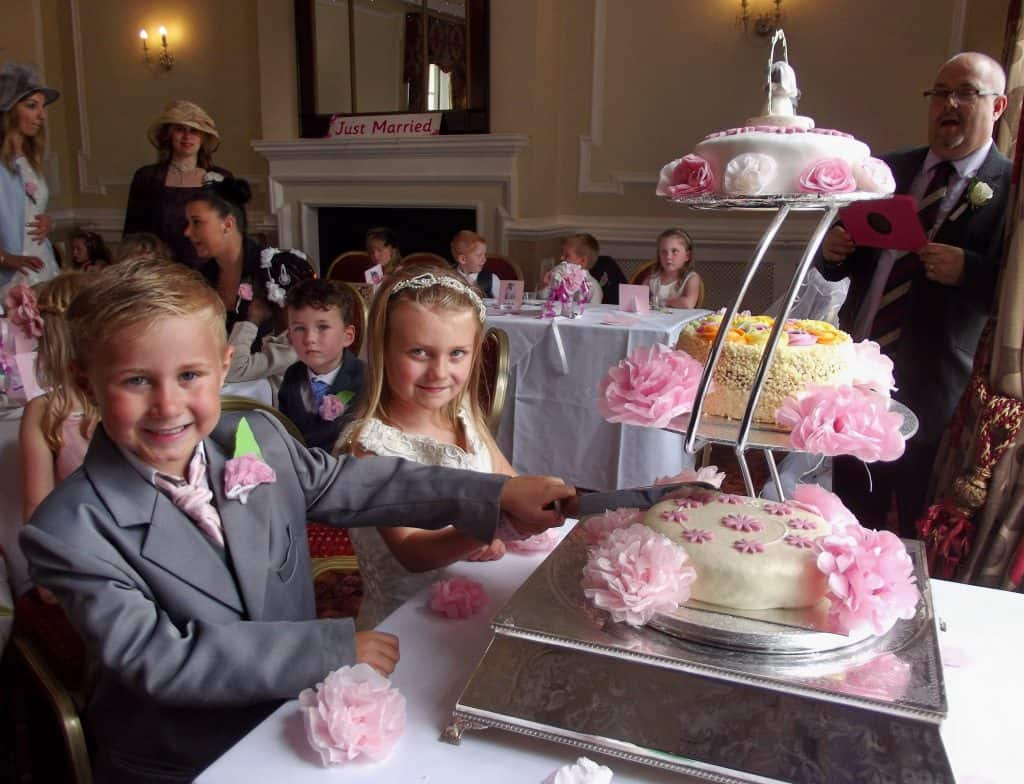 Cecil Gowing Infant School 'Wedding Reception'