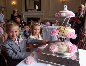 Cecil Gowing Infant School 'Wedding Reception'