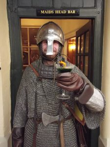 Medieval Max from Norwich Castle