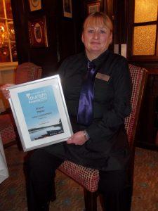 EDP VisitNorfolk.co.uk Tourism Awards Finalist