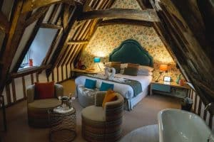 Image of a suite at maids head hotel