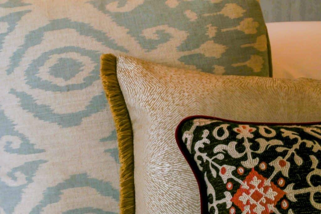 Waveney Junior Suite - Cushions Detail
