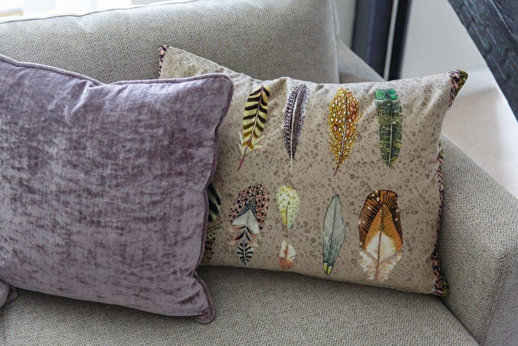 Wensum Junior Suite cushions