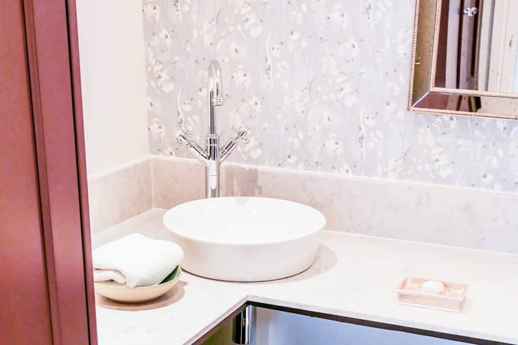Waveney Junior Suite - Sink