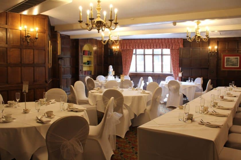 Maids Head Hotel Wedding Reception Norwich