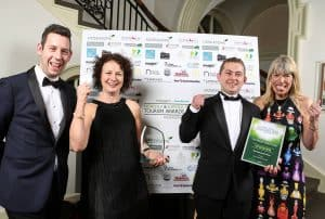 Best Independent Hotel 2019 - Norfolk & Suffolk Tourism Awards