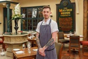 Elliott Winsom, Sous Chef