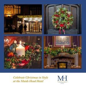 Maids Head Christmas 2019 Brochure
