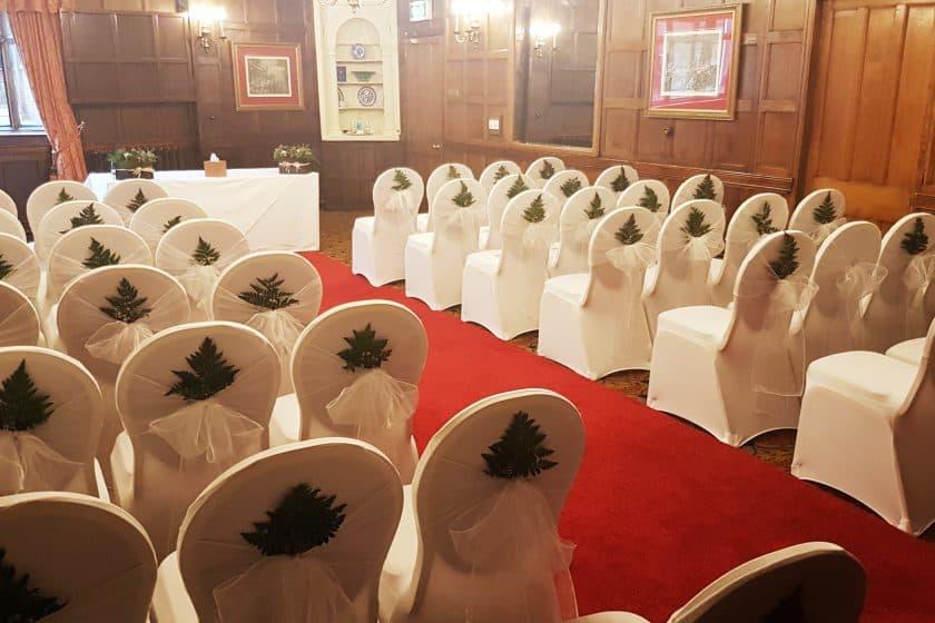 Maids Head Norwich Wedding Ceremony