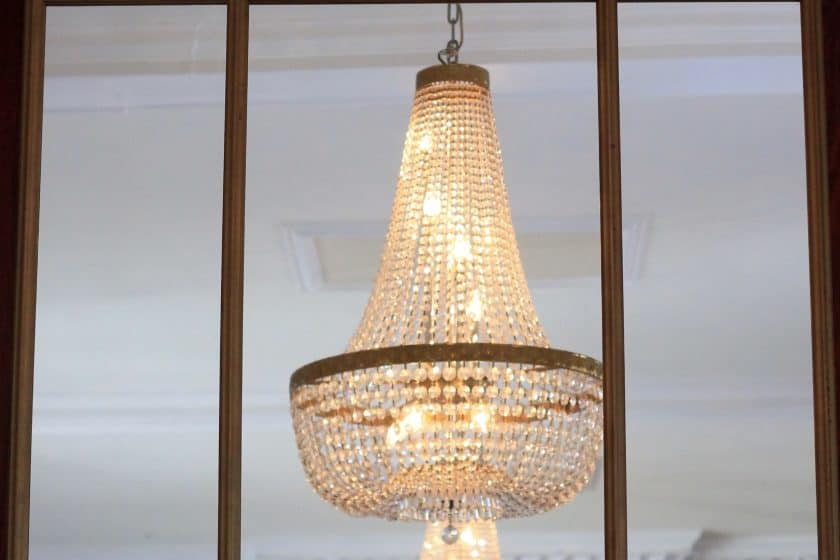 Maids Head Chandeliers