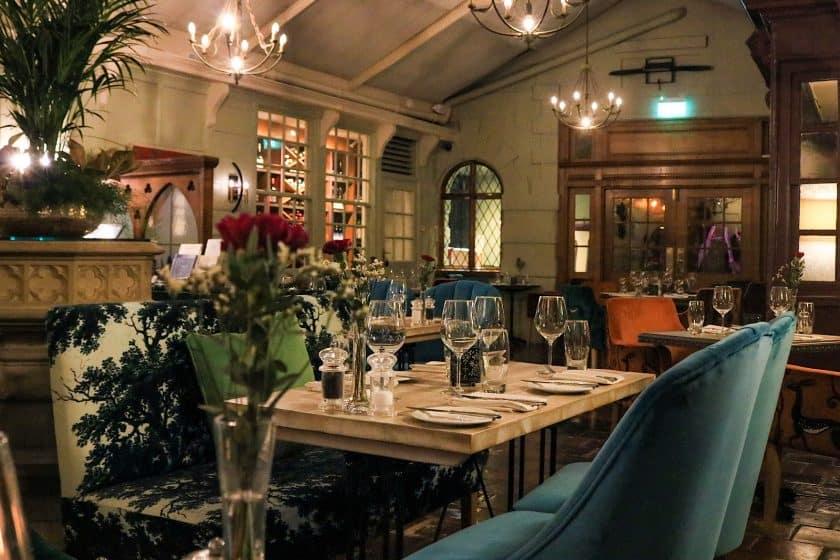 2 AA Rosettes WinePress Restaurant
