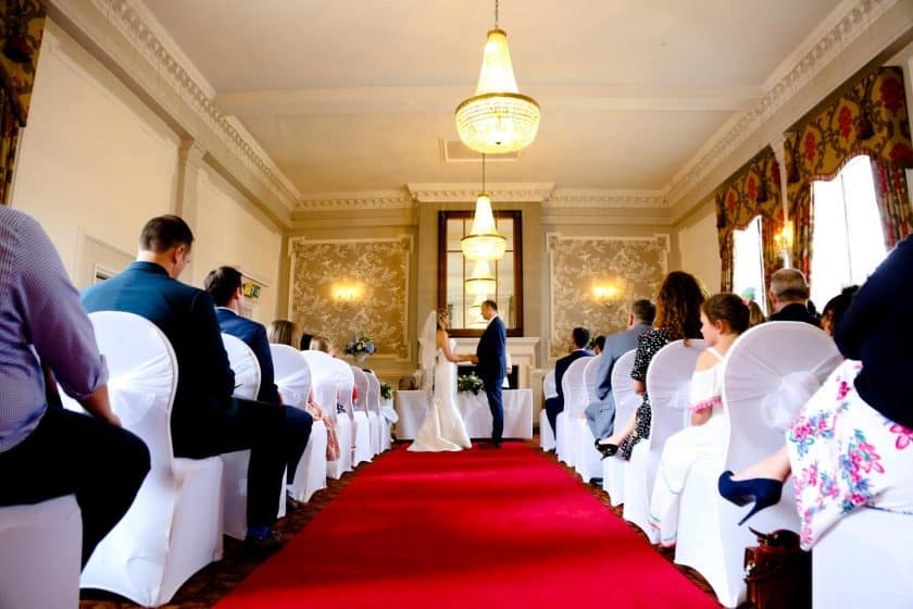 Minstrel Suite Ceremony