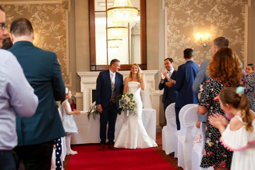 Wedding Ceremony Maids Head