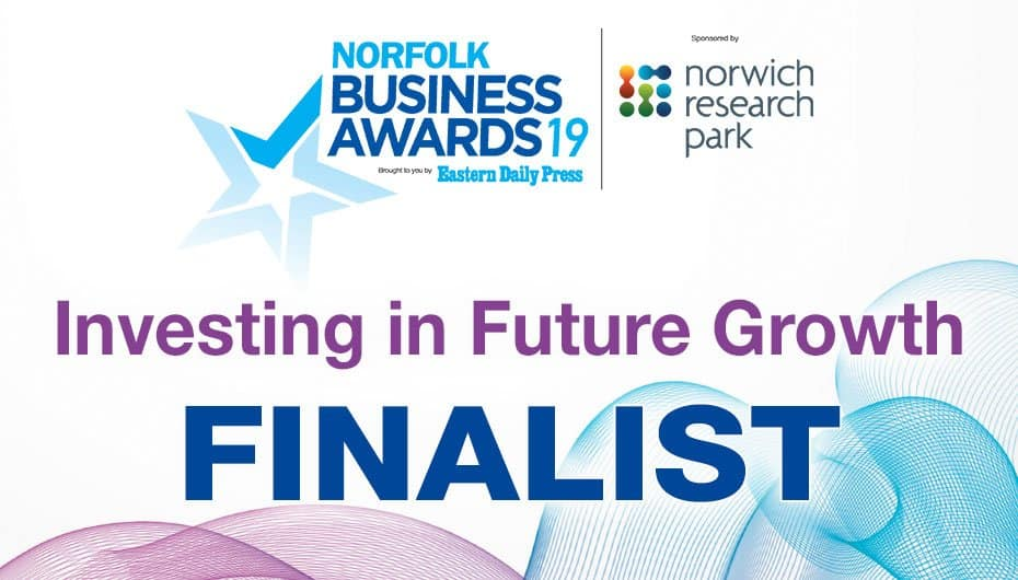 Norfolk Business Awards Investing in Future Growth