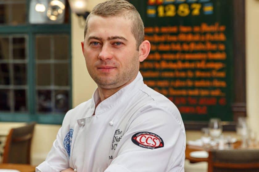Head Chef, Magic National Chef of the Year Semi Finalist 2019