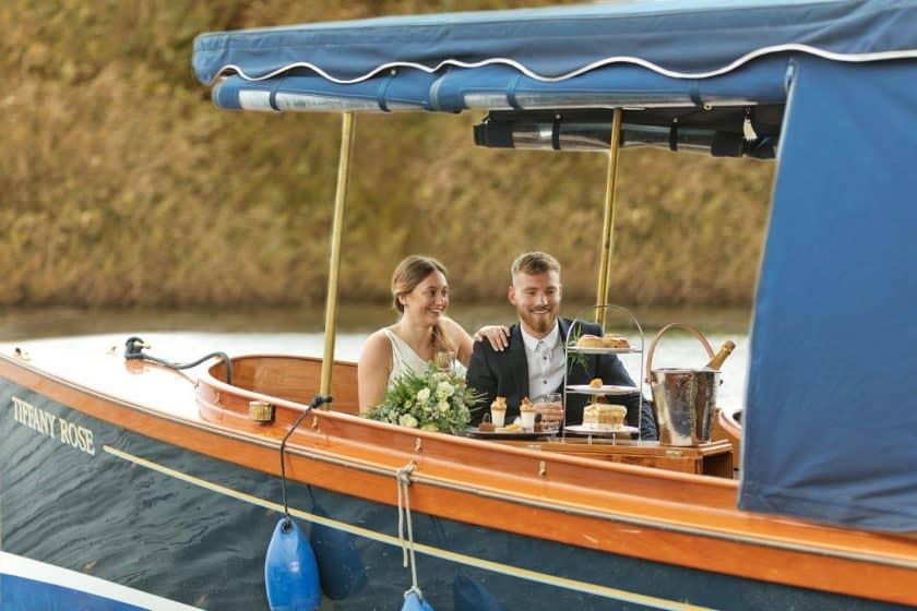 Frolic 31 Boat Afternoon Tea