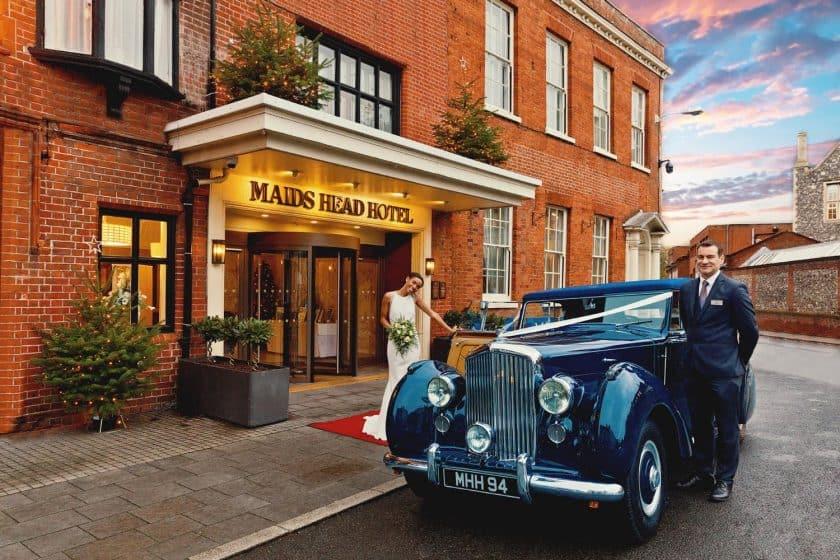 Maids Head Bentley