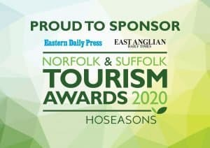 Maids Head are proud to sponsor the Norfolk and Suffolk Tourism Awards 2020