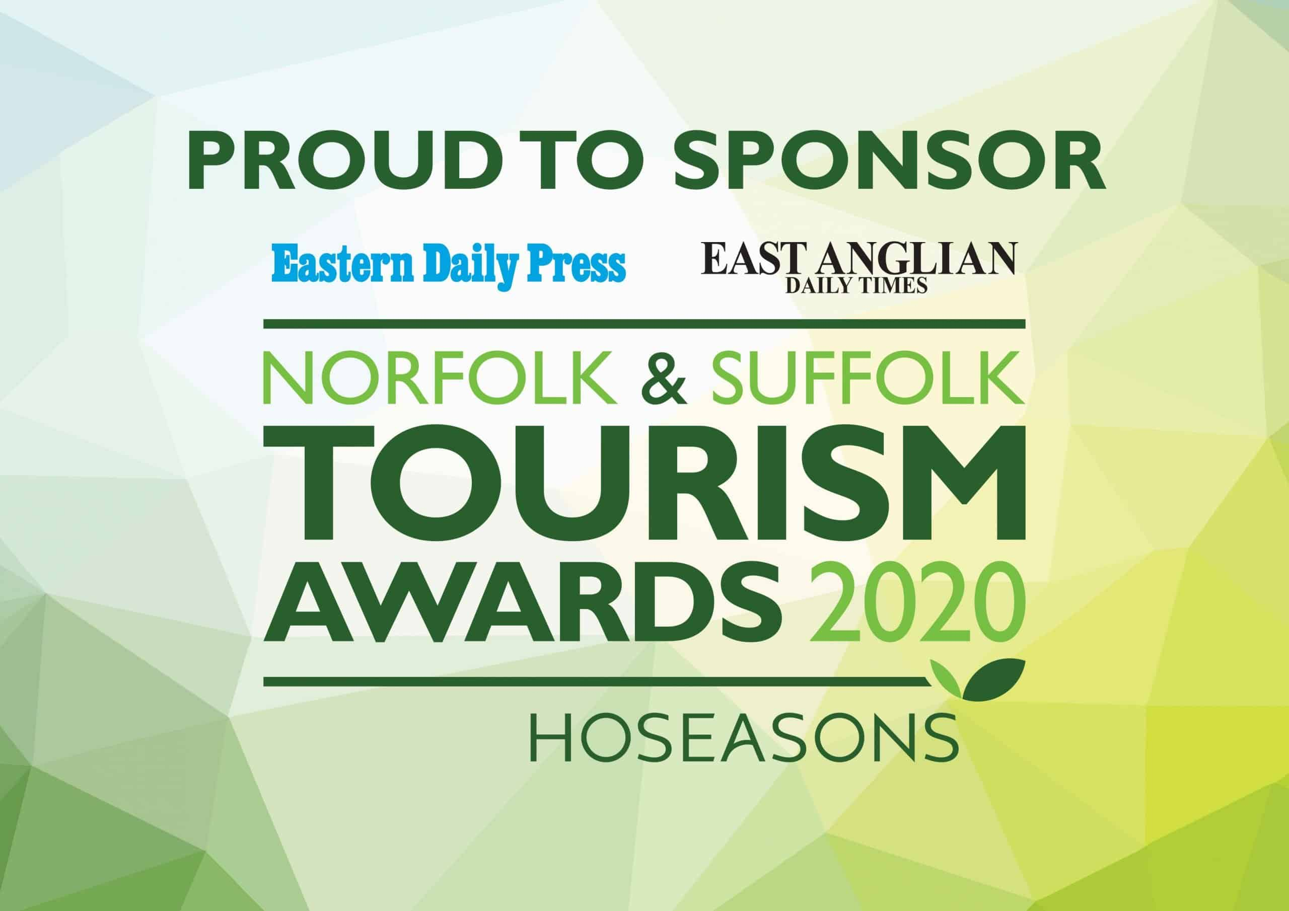 Tourism Awards Proud to sponsor logo 2020