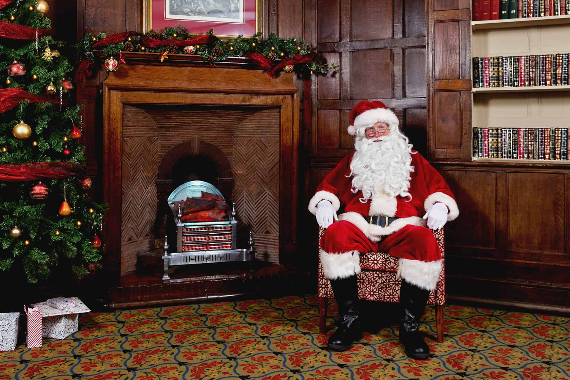 Father Christmas 2020 Santa's Sunday Lunch Sunday, 13th December   Maids Head Hotel