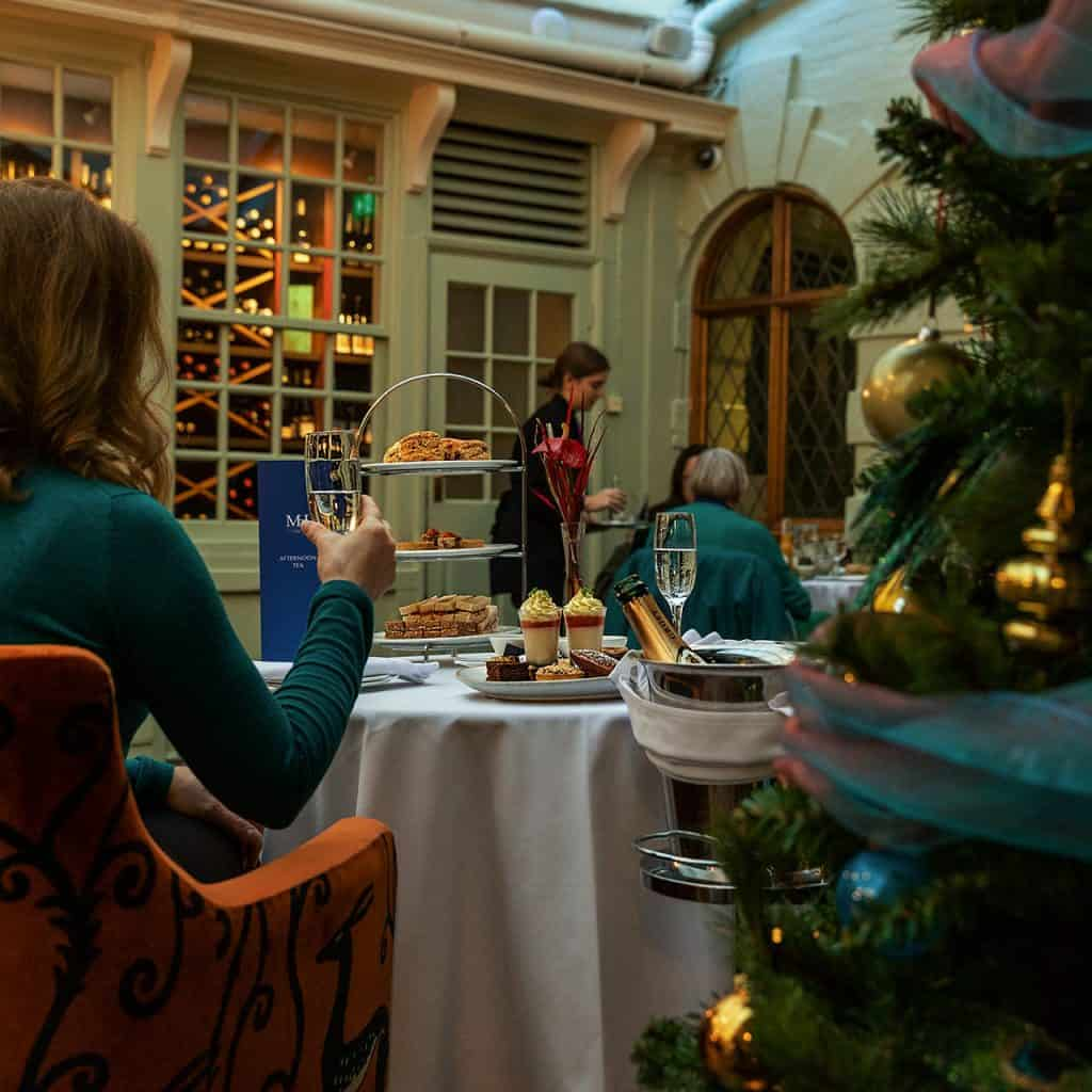 WinePress Festive Afternoon Tea