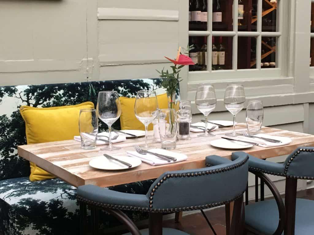 2 AA Rosette WinePress Restaurant