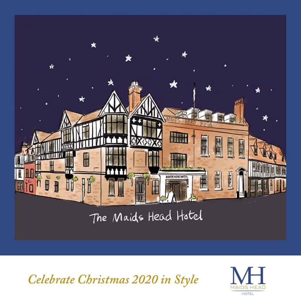 Maids Head Christmas Brochure 2020