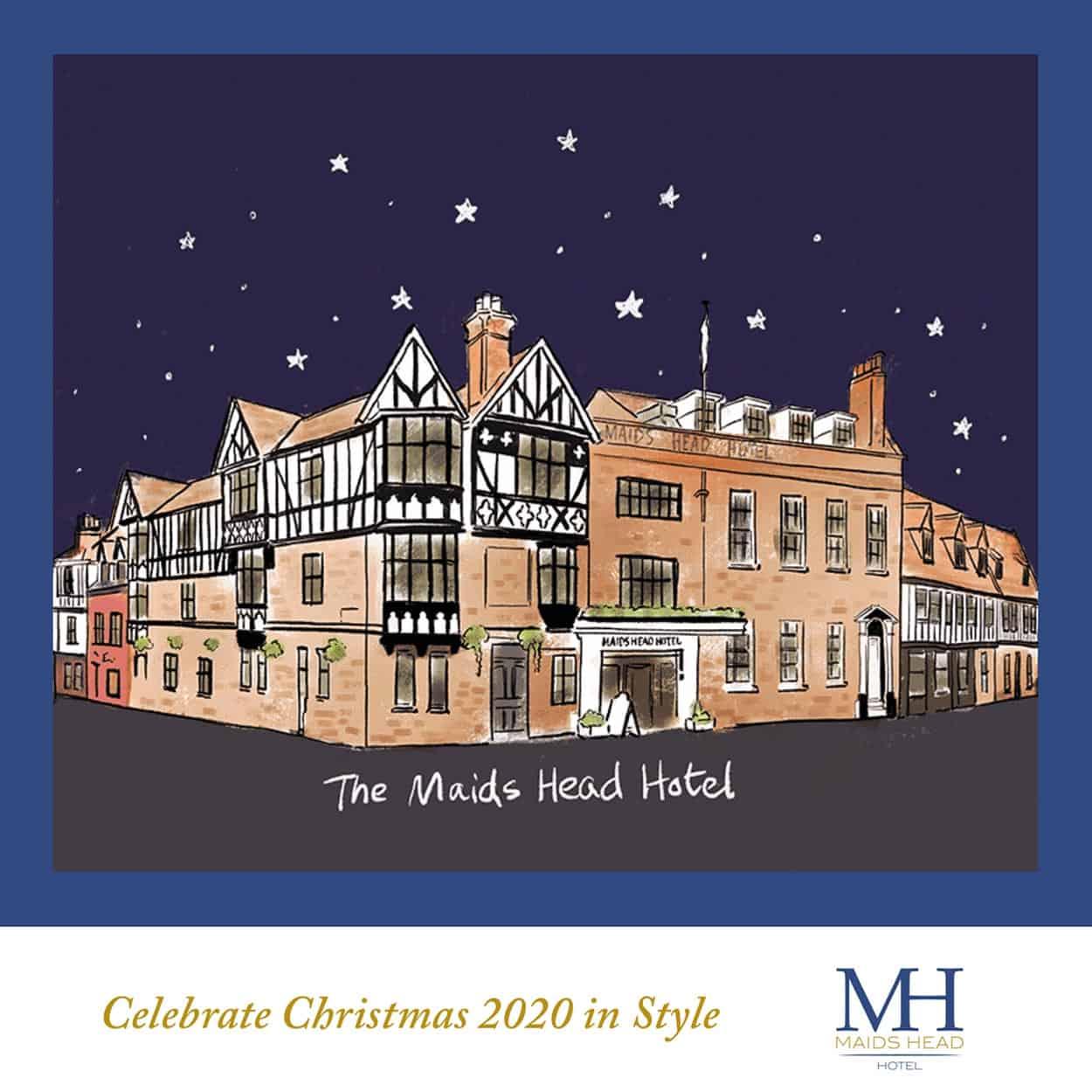 Maids Head Christmas Brochure 2020