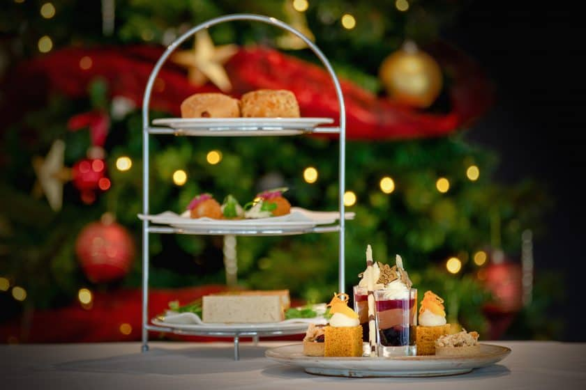 Maids Head Festive Afternoon Tea